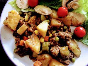 Hamburger Delight recipe
